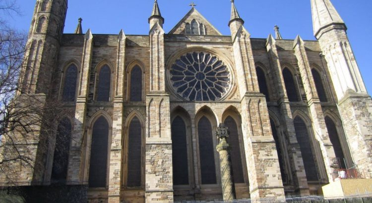 Durham Cathedral Norman Architecture