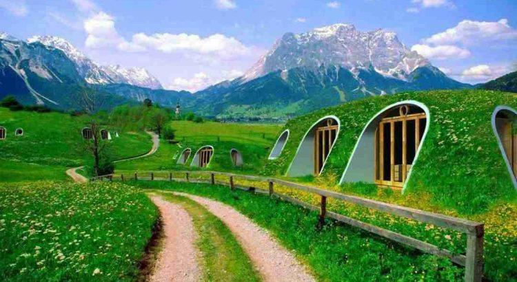Earth-friendly Homes