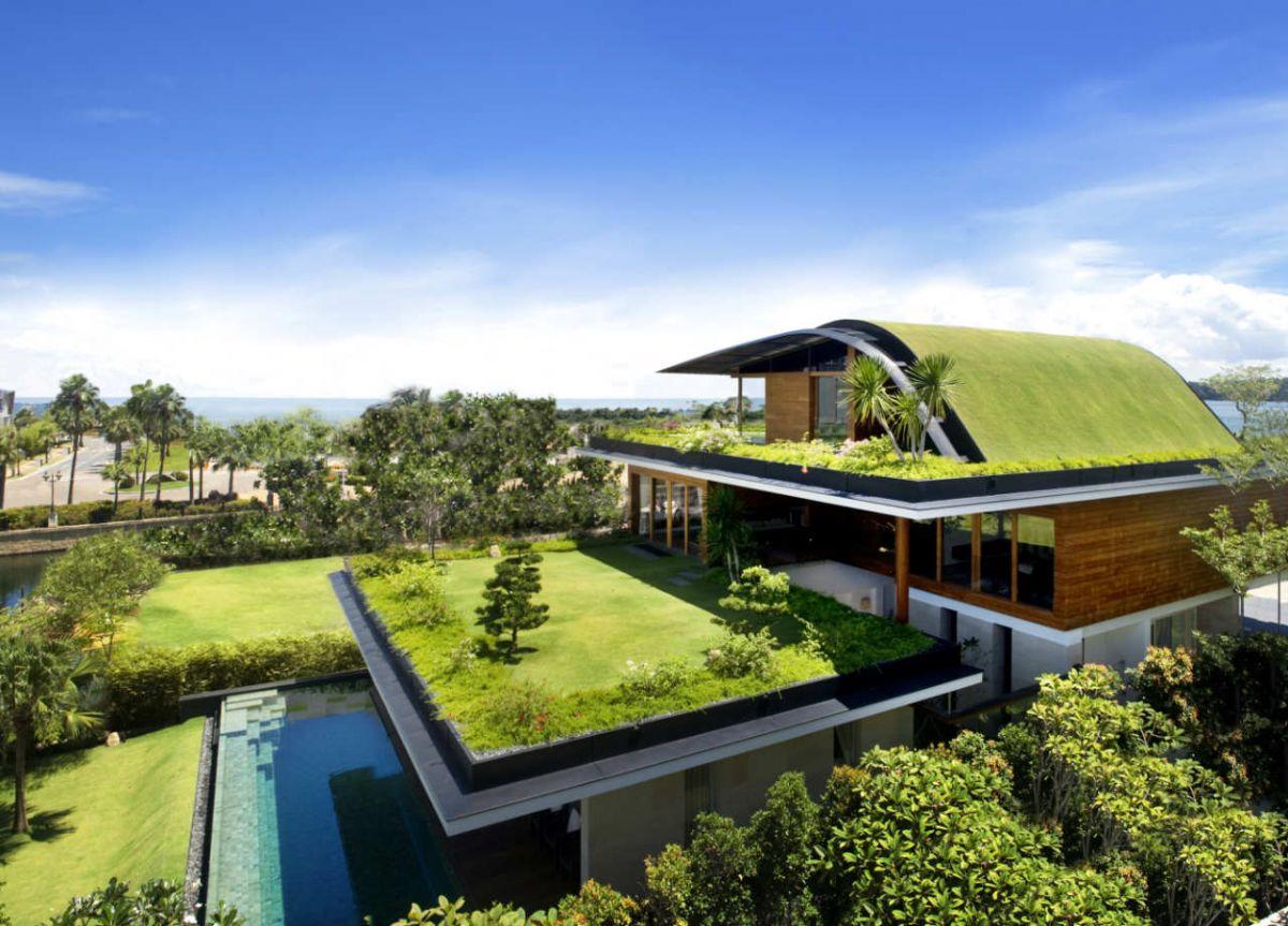 Earth-friendly home