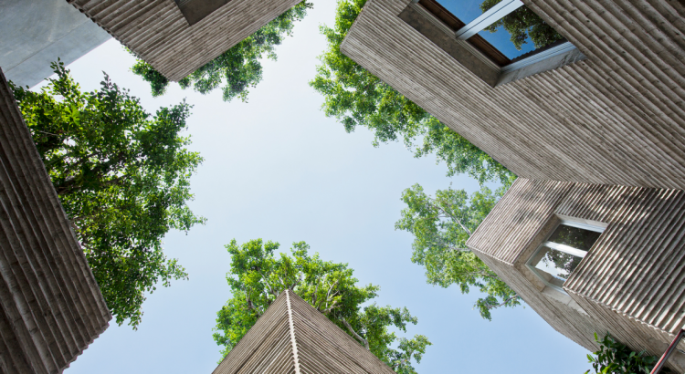 Asian Architecture Is Leading The Way In Eco Friendly Living