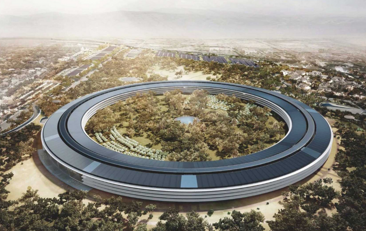 Apple Campus 2 – Cupertino, California