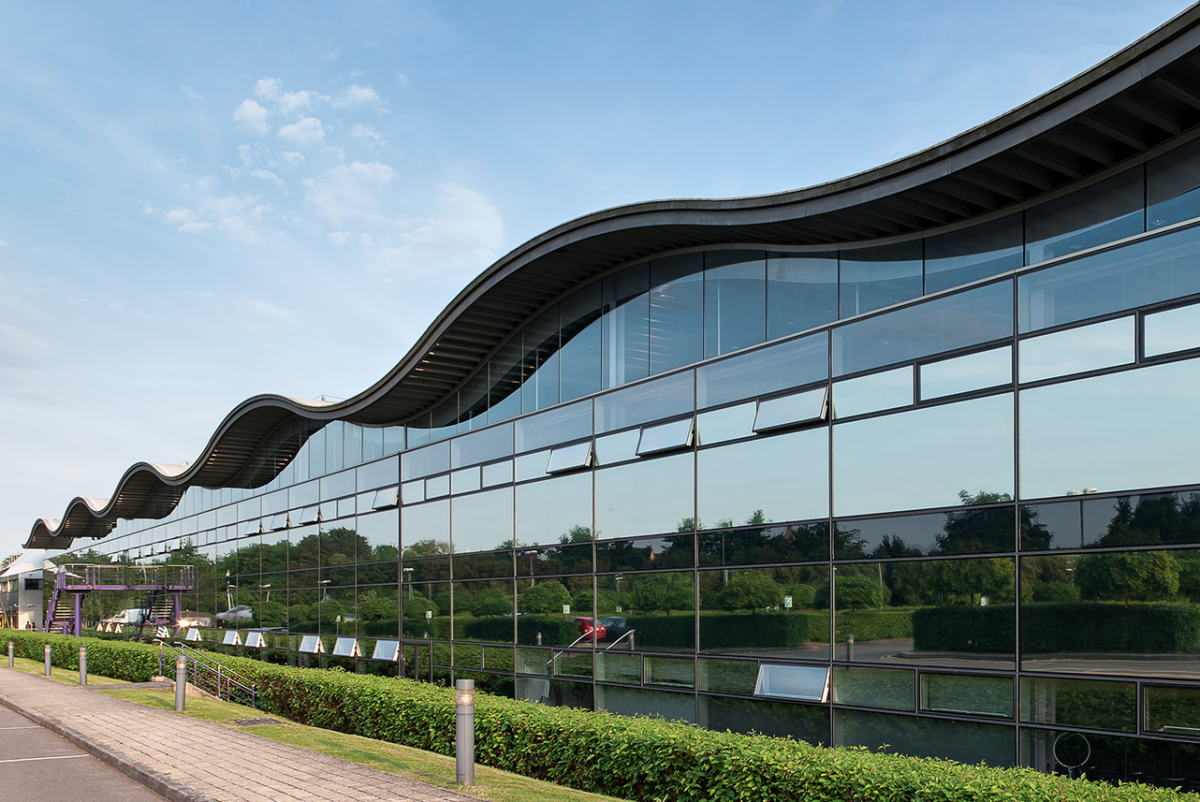 Dyson Campus Expansion in the UK