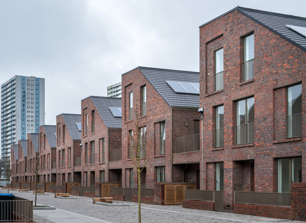 Dujardin Mews in the UK