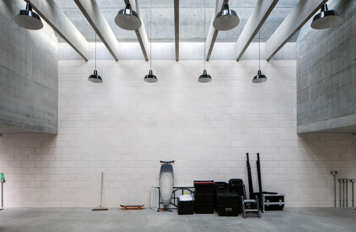 Juergen Teller Studio in London