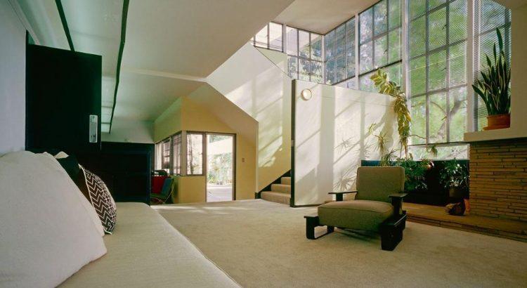 lovell house interior