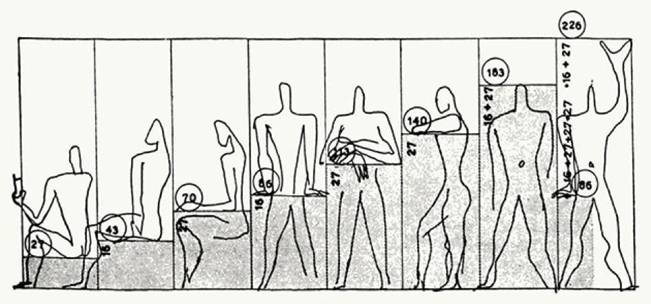 a le Corbusier sketch
