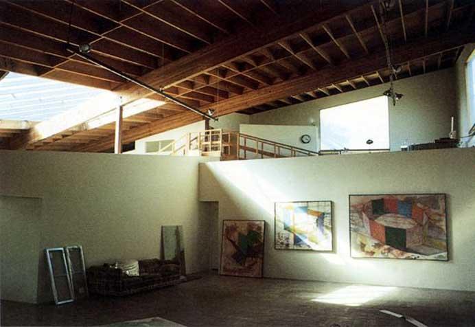 Frank Gehry Davis Studio