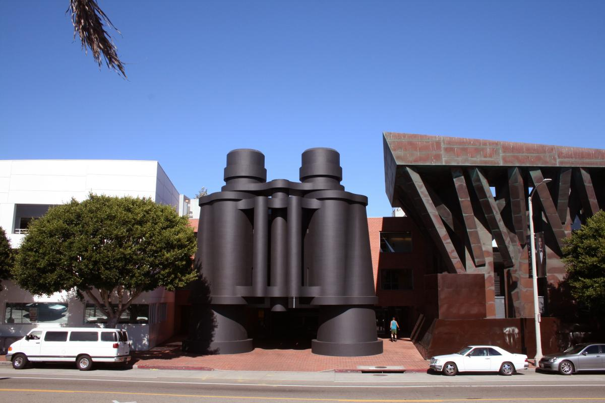 The Chiat/Day Complex In Venice, CA
