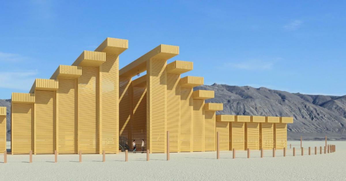 Geordie Van der Bosch's Temple of Direction